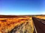 The upper reaches of the Cragg Vale climb